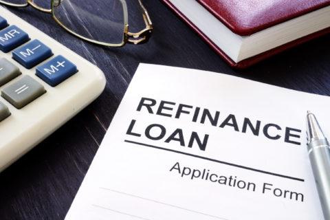 FHA streamline Refinance Loan